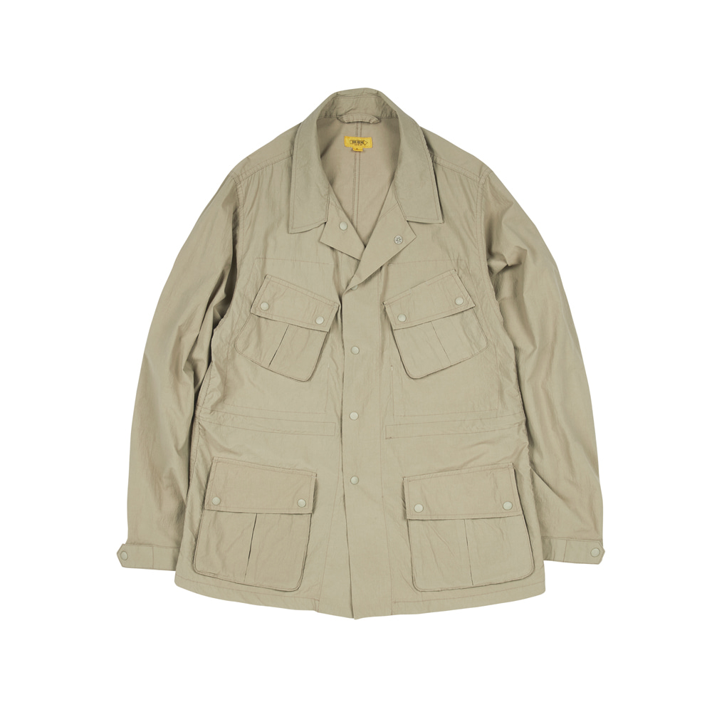 HAVANA JACKET(WASHED NYLON) [BEIGE]