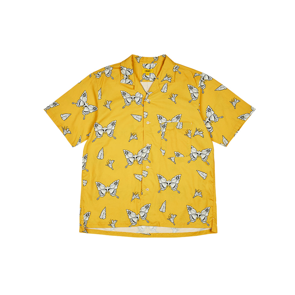 FLUTTERBY PAPA SHIRT [YELLOW]