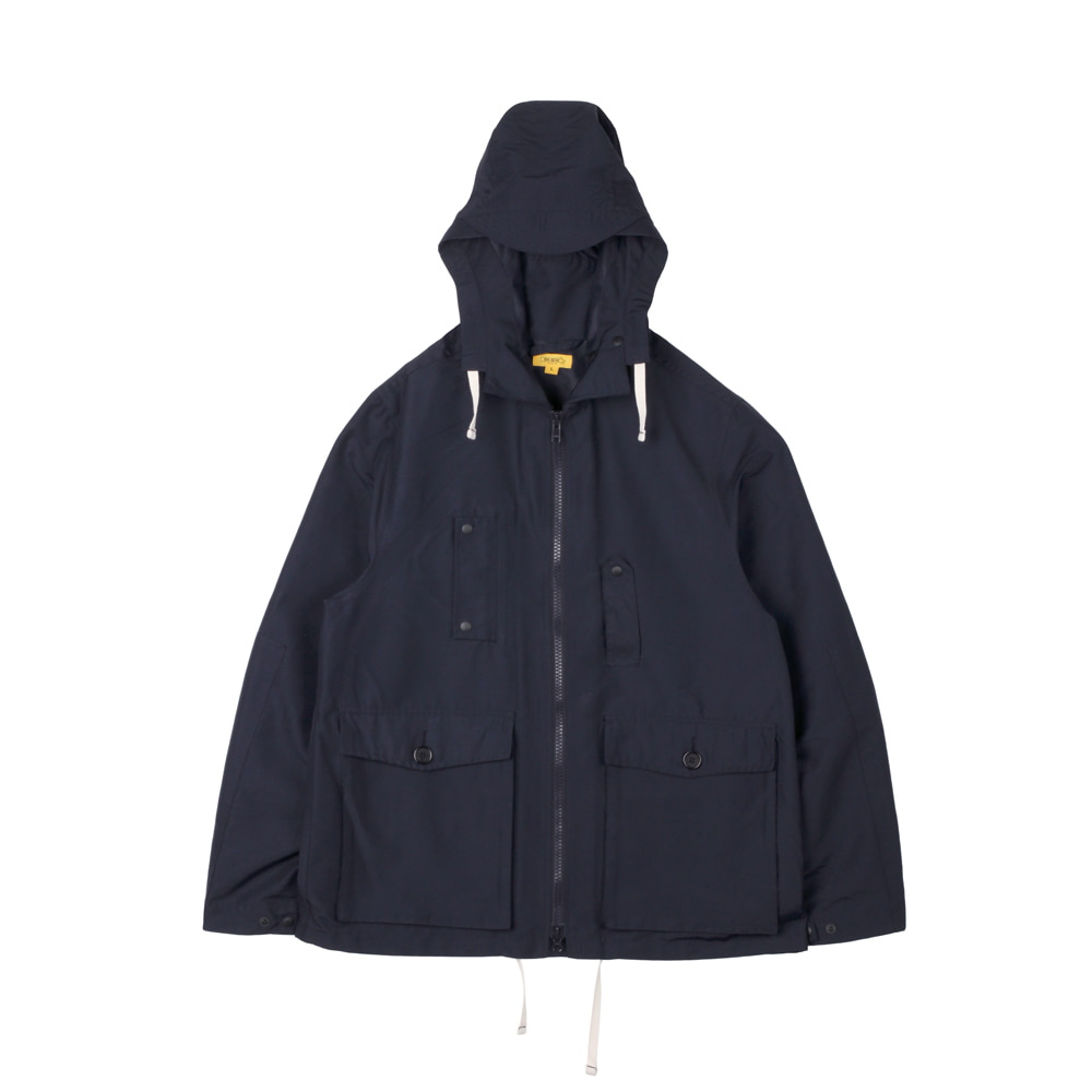 FLUTTERBY MOUNTAIN PARKA [NAVY]