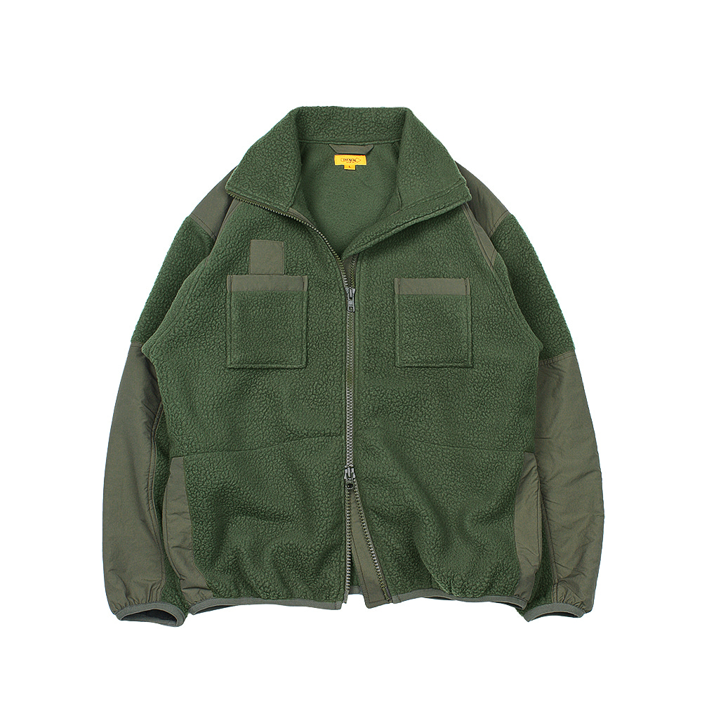 ECWCS ARMY FLEECE [OLIVE GREEN]