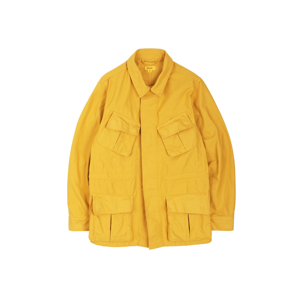 MACHU PICCHU JACKET [RESQ YELLOW]